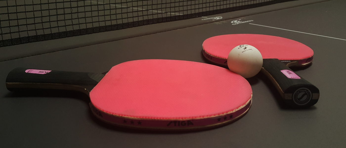 Ping Pong, Poker and Shuffleboard Tables
